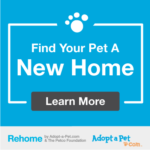 I need to Rehome my pet!